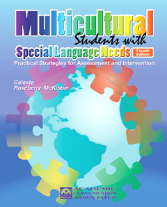 Multicultural Students with Special Language Needs-4th Edition