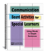 Communication Board Activities for Special Learners