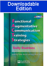 Functional Augmentative Communication Training Strategies:Daily Routines-Download